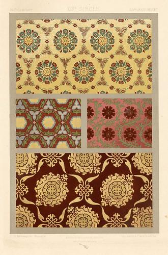 005-L'ornement des tissus recueil historique et pratique-Dupont-Auberville-1877- Biblioteca  Virtual del Patrimonio Bibliografico