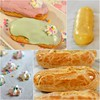Easter Eclairs Collage