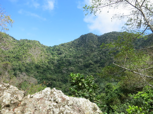 mountain volcano hiking statia
