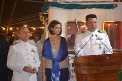 El Buque Escuela Cuauhtémoc visita Panamá