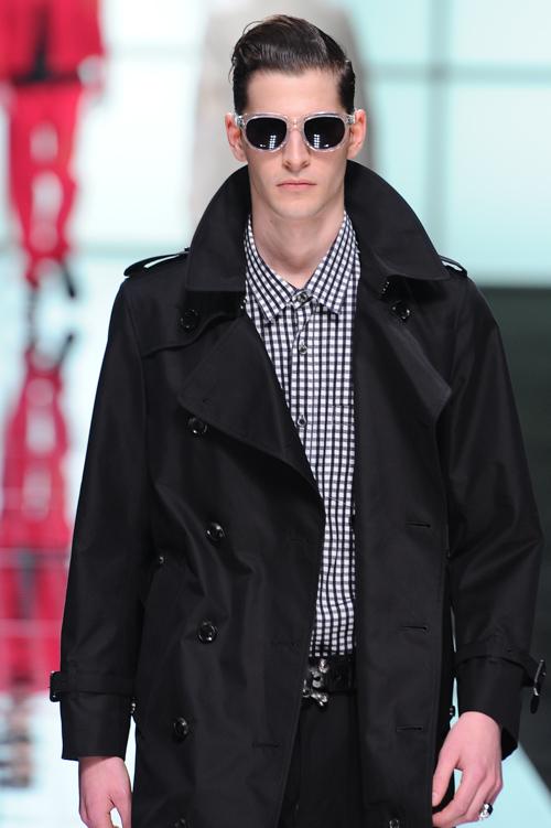 Maxime Bergougnoux3058_FW13 Tokyo mastermind JAPAN(Fashion Press)