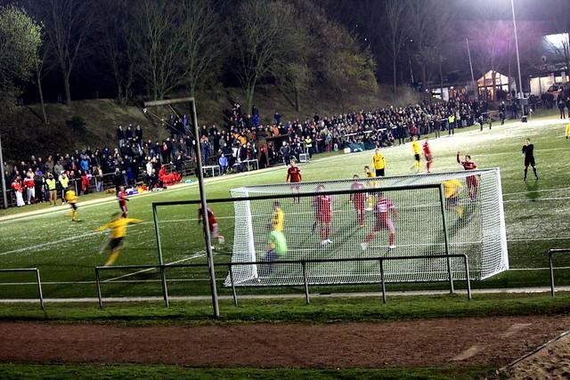 FC Hennef 05 vs. SC Fortuna Köln