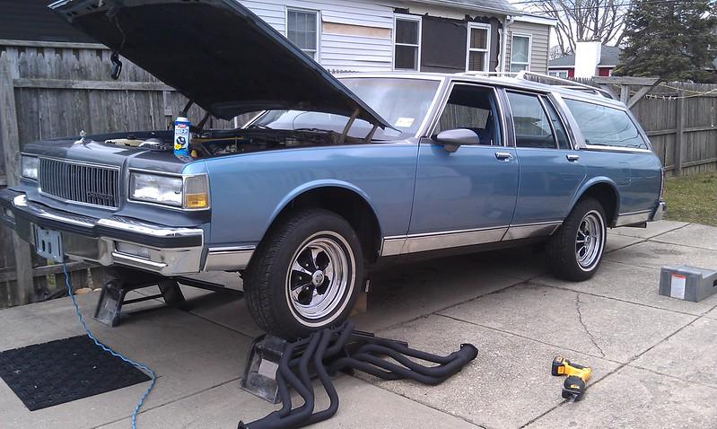 My '89 Caprice Wagon Project 8622470473_1a2f0dbfbd_c