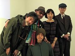 会田誠・松蔭浩之・辛酸なめ子・山田広野・金子雅和
