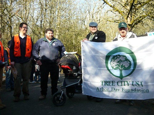 Beaverton Arbor Day 2012