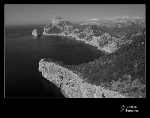Cap Formentor by Argayu !STOP DESAHUCIOS¡