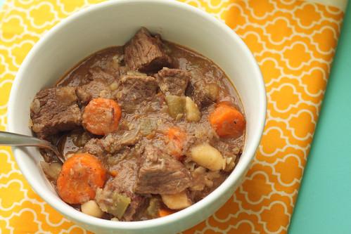20 Minute Beef Stew