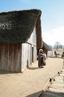 Spannendes aus den Sagas, die Geschichten aus der wikingerzeitlichen Götterwelt von Urd Valdemardatter - Museumsfreifläche Wikinger Museum Haithabu WHH 07-04-2013