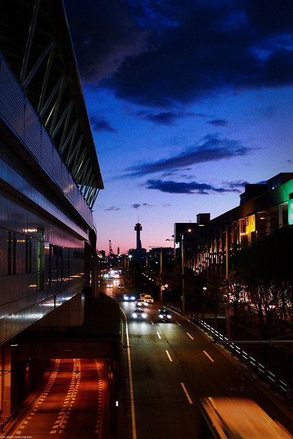 Tokyo Nightfront