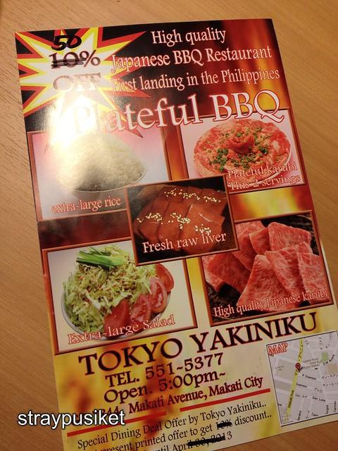 Tokyo Yakiniku