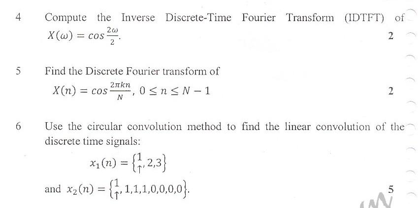 DTU Question Papers 2010 – 7 Semester - Mid Sem -  IT-404
