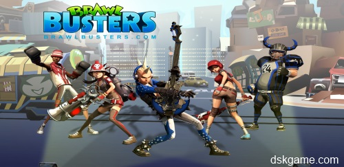 Brawl Busters home
