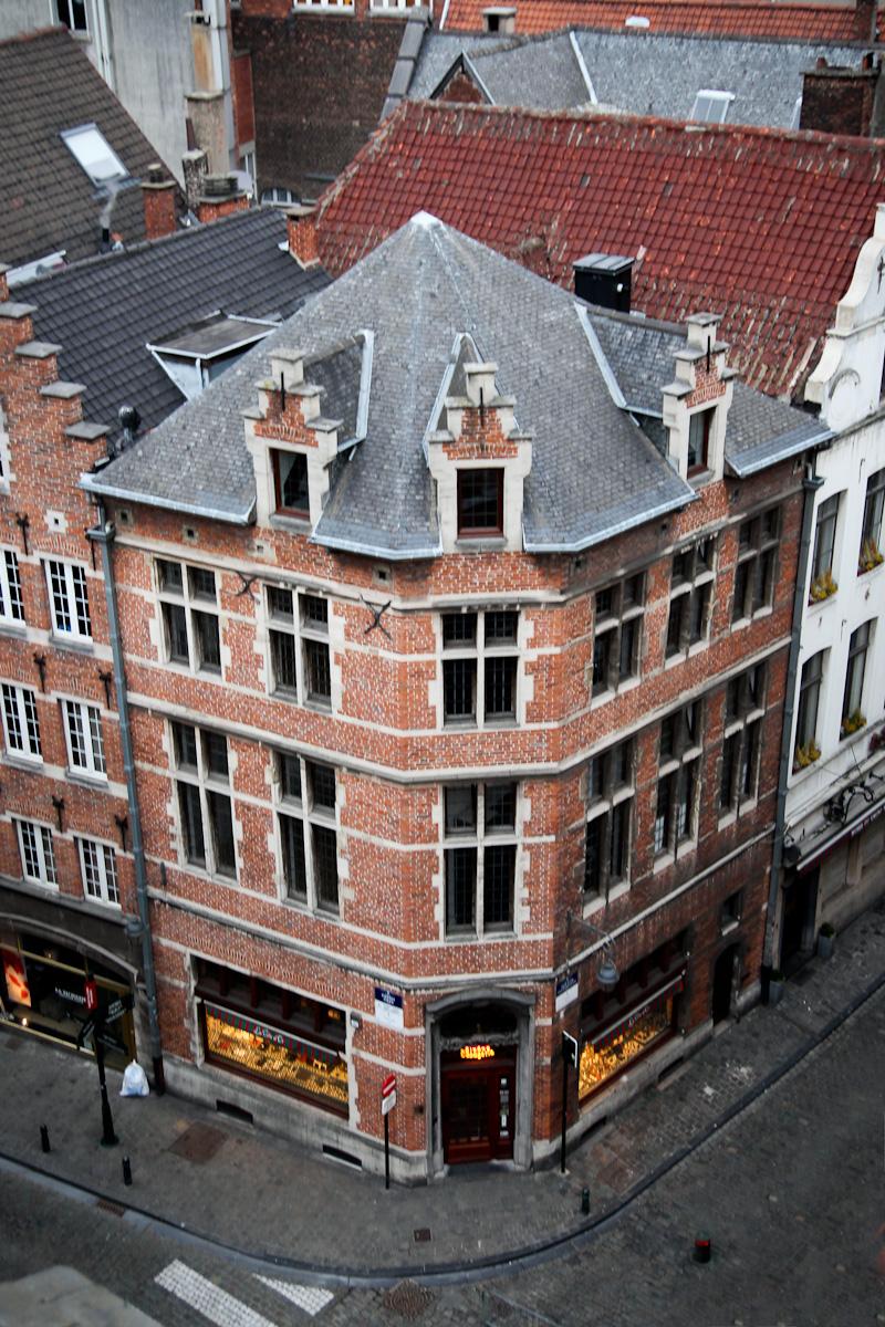 Love Bruxelles - Terrasse Hotel Amigo