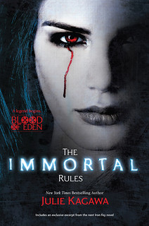 The cover of The Immortal Rules