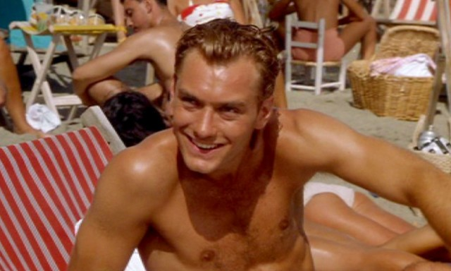 Jude Law; in ''The Tal... Jude Law