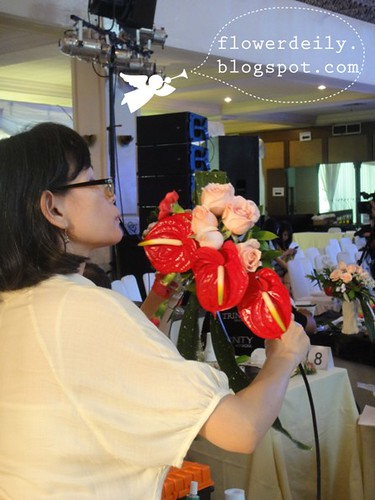 wedding hand bouquet competition ipbi 2013 6