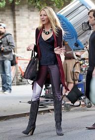Blake Lively Camisole Vest Celebrity Style Women's Fashion