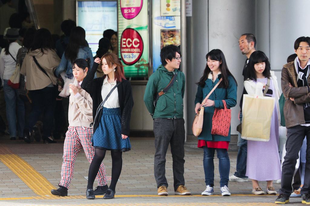 Sannomiyacho 1 Chome, Kobe-shi, Chuo-ku, Hyogo Prefecture, Japan, 0.003 sec (1/400), f/7.1, 252 mm, EF70-300mm f/4-5.6L IS USM