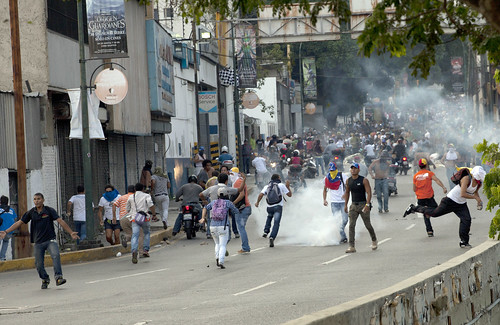 Venezuela Election Protests