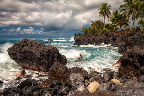 ocean hawaii maui nikon2470mm nikond700