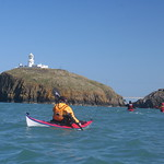 Strumble Head sea kayaking