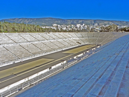 Olympic Stadium Athens photo