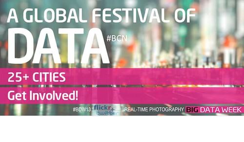 #BigDataWeek / #BDW13