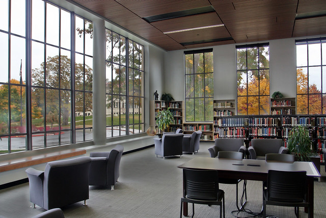 Pierce Library