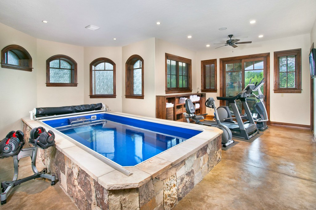 Indoor infinity pool design Above Ground Endless Pools Photo Gallery Endless Pools Endless Pools Photo Gallery Endless Pools Photo Gallery