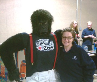 Me & the Pinball Gorilla