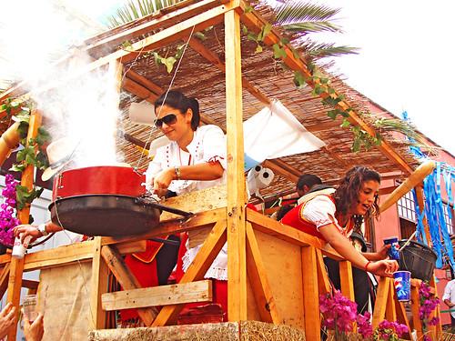 Fiestas in Garachico