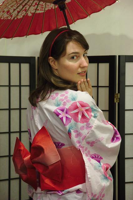 0850 - Con los Kimonos
