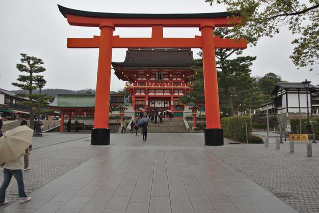 1000 - Fushimi Inari Taisha Shrine