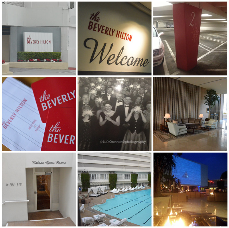 beverlyhilton collage