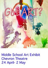 MS Art Exhibition