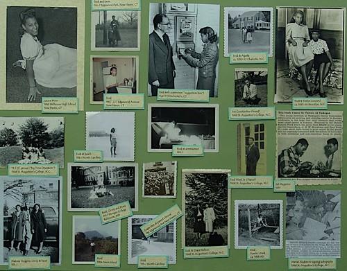De l'ile de Nevis à New Haven - L'histoire de la Famille Sargeant / From the Island of Nevis to New Haven - Tale of the Sargeant Family
