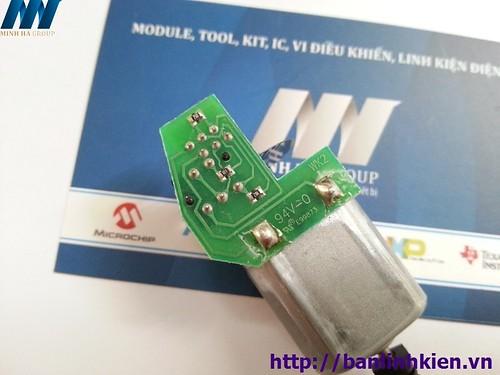 Động Cơ Encoder 32 Xung
