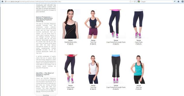 Sassa-Sportswear
