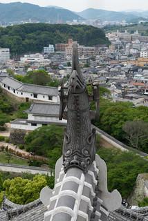 Image of Himeji Castle near Himeji. himejishi hyōgoken japan jp