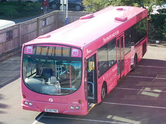first buses