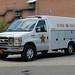 Summit County Sheriff Bomb Squad Ford E-350