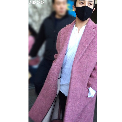 Big Bang - Incheon Airport - 22mar2015 - G-Dragon - a081813 - 05