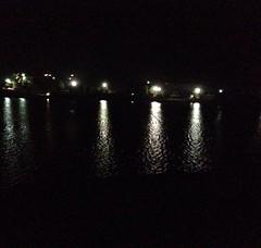 Good night, Castaic Lake.