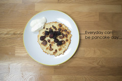 Every day can be pancake day... (16of365)