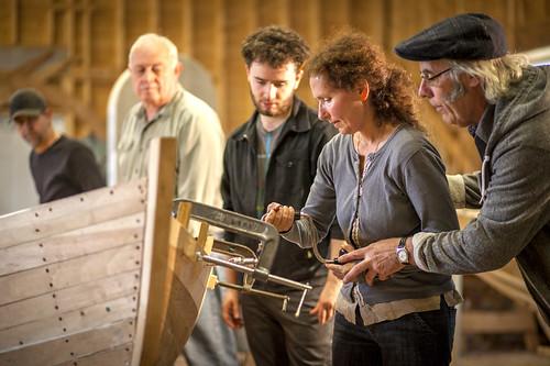 Boat Building Workshop, Wooden Boat Museum of Newfoundland and Labrador