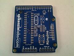 Minuino PCB