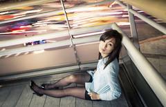 [フリー画像素材] 人物, 女性 - アジア, シャツ・ブラウス ID:201302132200