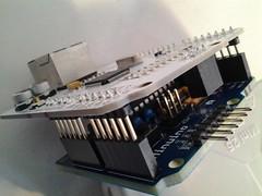 Minuino und Ethernet Shield