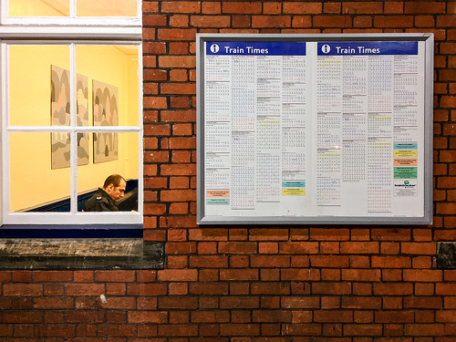 Navigating Britain's national rail services - #35/365 by PJMixer