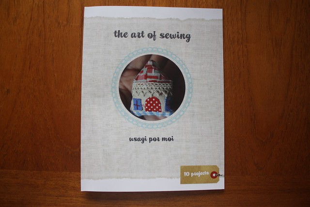 Usagi Por Moi-The Art of Sewing Zine